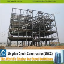Низкозатратная пятиэтажная стальная конструкция здания