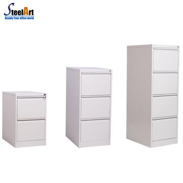 Armário de arquivo pequeno do armário da mobília do metal para o uso da casa / escritório