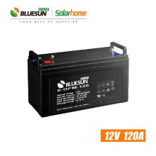 Hot sale 12v 150ah deep cycle Gel battery