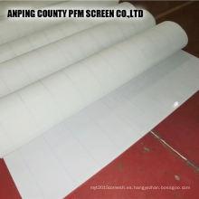 Poliéster que forma la tela para la tela de fabricación de papel