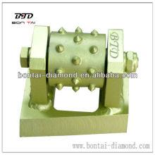 Diamond Bush Hammer Tools Frankfurt style