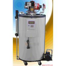 Precio razonable de la fábrica Best Seller 0.5t / H Gas y aceite caldera de vapor