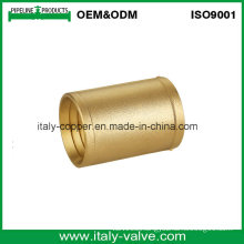Customized Top Quality Brass Male Coupling (AV-BF-9002)