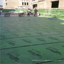1.2 mm Thickness High Tensile Self-Adhesive Waterproof Membrane for Roof /Basement /Garage /Underground /Underlay Felt (ISO)