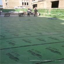 Толщина 1.2 mm высокий Растяжимый самоклеящиеся водонепроницаемая мембрана для крыши /подвала /гаража /подземной /войлока (ИСО)