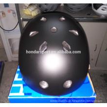 Capacete novo do capacete do deckboard do capboard do Abs do projeto capacete do esporte
