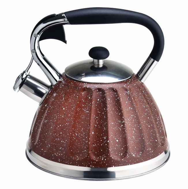 Fashionable Marble Kettle 400