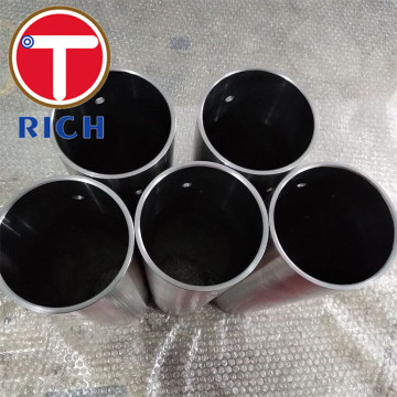 DIN2391 1020 1045 Dingin Diambil Presisi Seamless Carbon Shock Absorber Pipe