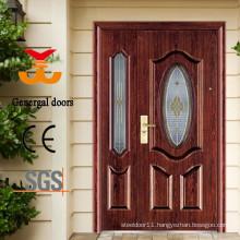 Modern design house Steel door