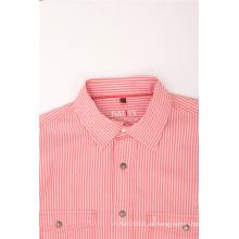 Últimos diseños de camisas casuales para hombre de rayas