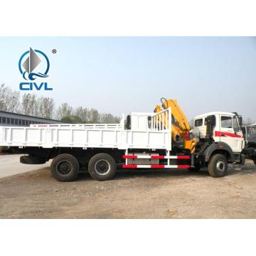 5T HOWO Truck Mounted Mobile Crane