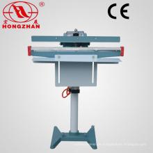 Zylinder pneumatisch automatische Pedal Fuß Dichtungsmaschine mit elektro magnetische manuelle Pedal Sealer mit Temperaturregler und Zeiteinstellung