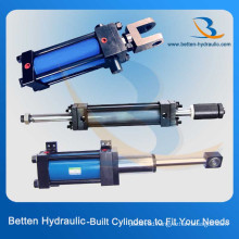 Double Acting Type Tie Rod Cylinders Hydraulic Cylinders