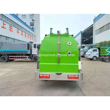 New rubbish collection can kitchen garbage transport truck