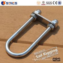 Rigging Hardware Stainless Steel U Bolt