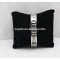 Fashion Lady's Rhinestone Stainless Steel Bracelet With Crystal