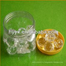 Акриловые Кристалл бусины/свободные драгоценные камни