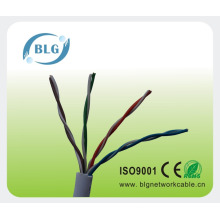 0,5 mm CU / BC / CCA / CCS cable cat5