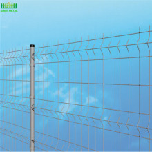 Welded Wire Mesh Panel 3d Dikimpal Curvy Pagar