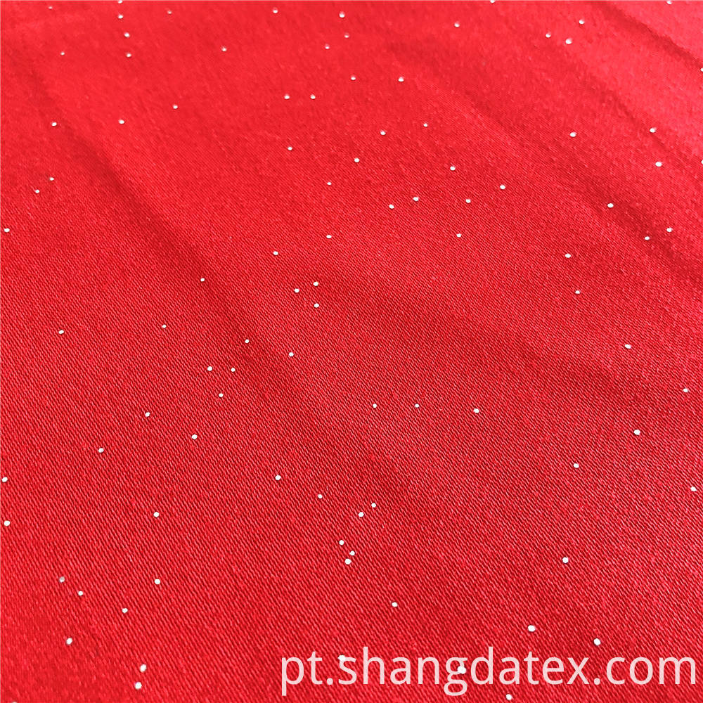 Rayon Satin Pd With Foil