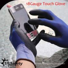 SRSAFETY 18 перчаток для смартфона с нейлоновой подушкой