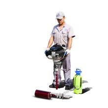 rock coring drill machine  portable sample drill rig price