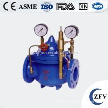 200X water pressure reducing flow control valve
