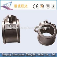 OEM ODM customzied high precision antique titanium alloy die casting parts