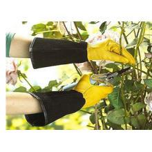 Длинные Манжеты Перчатки-Полный Кожаные Перчатки-Желтые Перчатки-Перчатка Сада