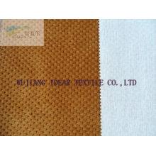 Blenda del poliester hecho punto enlazado con poly algodón tejido