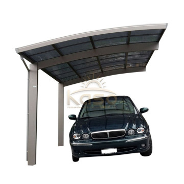 Bilparkering Cantilevered Carport Outdoor Storage Shed
