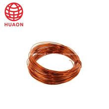 Fio de cobre desencapado flexível esmaltado para o motor