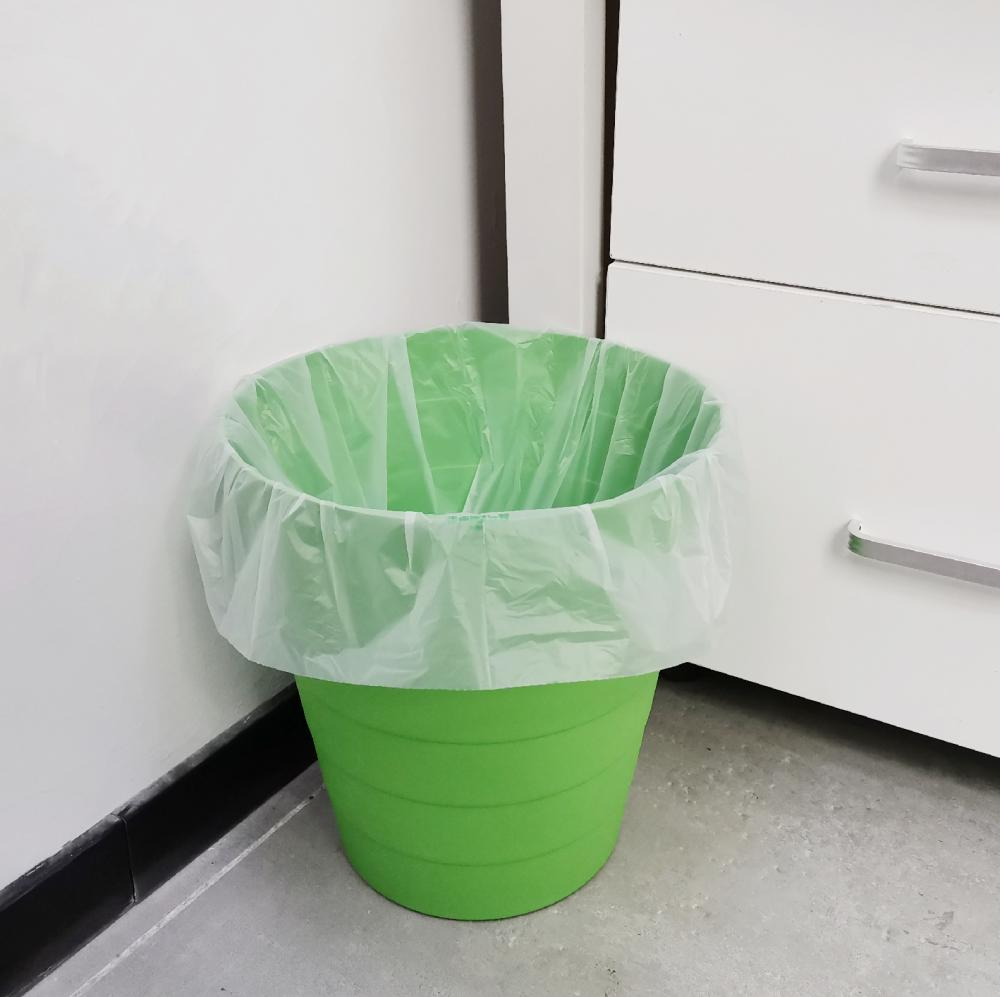 Disposable Biodegradable Household Garbage Bags