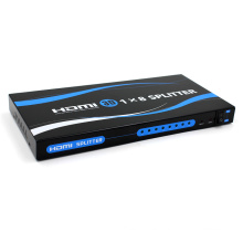 HDMI 3D 1 in 8 out 1X8 HDMI Splitter