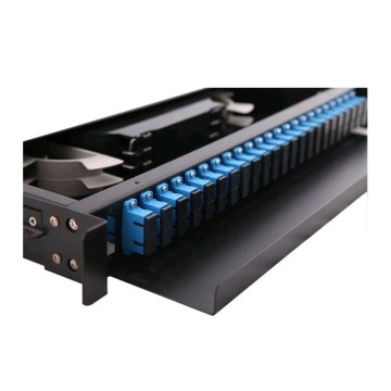 19 'Faser Schiebetyp Patch Panel