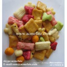 Gebratener Reis Cracker guter Qualität Japanischer gemischter Reis Cracker