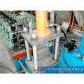 Perforated Steel Strut Channel C Forme et forme en U Machine à former des rouleaux Thaïlande