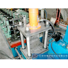 Bracket and Frame for Solar Collector Roll Forming Making Machine Myanmar
