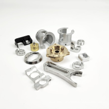 OEM Custom Metal Milling Turning  Aluminum CNC Machining Parts with Laser Cutting