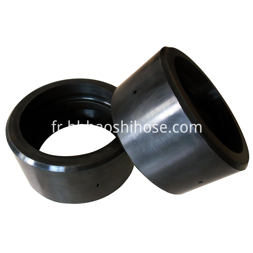 Moulding Packer Rubber Barrel