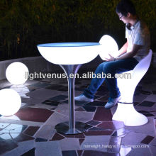 led bar table for sale