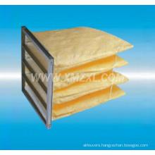 Sub-high Air Bag Filter(F9)