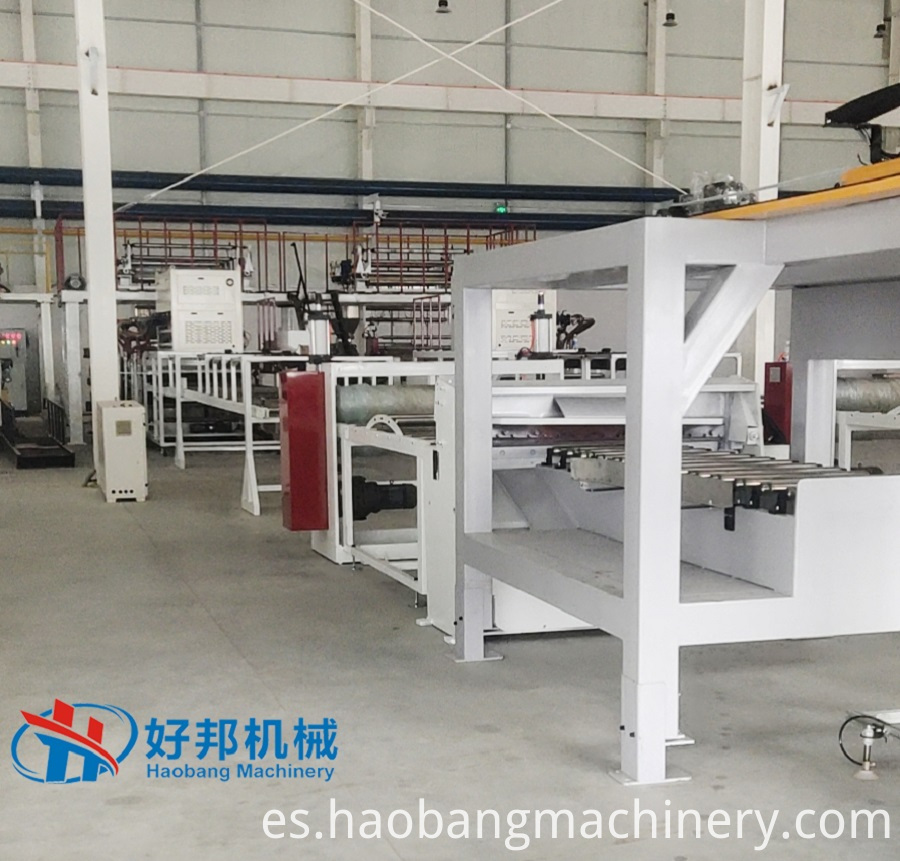 machine for spc floor click plank