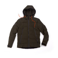 Herren Polsterjacke Fake Down Jacket