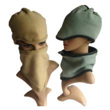 Esportes de Inverno Polar Fleece Scarfs Snood pescoço Warmer máscara Beanie Chapéus