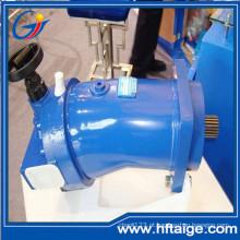 Motor hidráulico com operação silenciosa e suave