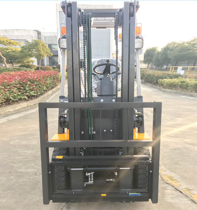 1 5ton Electric Forklift Truck 7