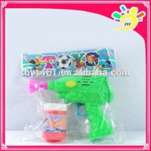 Friction Bubble Gun Toy,Flashing Bubble Gun For Kids With Bubble Water