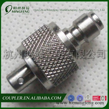 Best fittings Stainless Steel Test/Dust Plug
