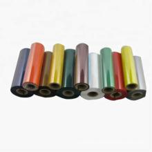 TSC label printer use TTR hot transfer ribbon